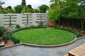 Garden Walls Ideas Stunning Landscaping A Small Area Ideas In Landscape Contemporary