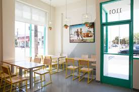 Low Cost Restaurant Interior Design by Top Quality Fast Food Spots In Los Angeles Fall 2016