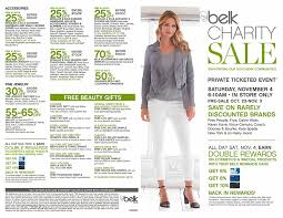 purchase tickets to belk charity sale area agency on aging of