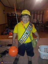 Boy Scout Halloween Costume Russell Costume