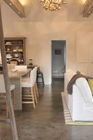 Asian Kitchen Cabinets Kitchen Floor Minimalist Asian Kitchen Style Concrete Floors Wood