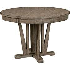 dining inspiration buy the kincaid foundry round dining table kc