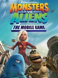 monsters aliens mobile game java game mobile