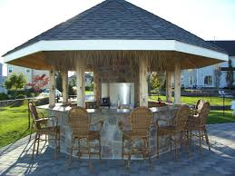 Backyard Bar And Grill by Custom Canvas Custom Outdoor Applications Enclosures Covers