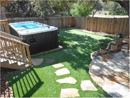 100 backyard splash pad tub landscaping privacy backyard