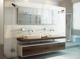 Contemporary Bathroom Vanities Bathroom Oak Wood Bathroom Vanities Ikea With Double Graff