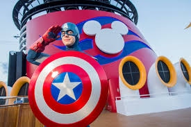 disney cruise line announces first marvel day at sea celebration