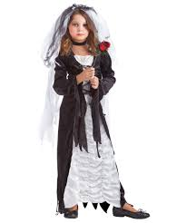 bride of darkness child costume bride costumes