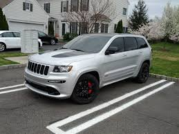 silver jeep grand cherokee 2006 black out trim cherokee srt8 forum