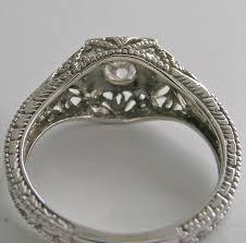 edwardian style engagement rings edwardian style engagement ring setting