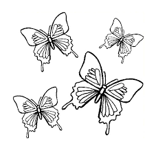 butterfly coloring pages pictures of flowers to color flower coloring 6 child coloring