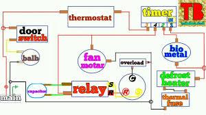 frost free refrigerator wiring in hindi double door wiring diagram