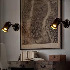 chambre de travail chambre wall light avec interrupteur led table lnight le mur