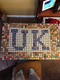 beer cap table top beer bottle cap table want to make pinterest bottle cap table