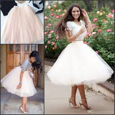 full tutu tulle skirts 2017 short prom party dresses ball gowns 5