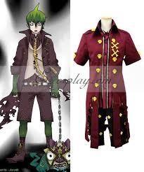 Exorcist Halloween Costume Exorcist Ao Exorcist King Earth Amaimon Cosplay Costume