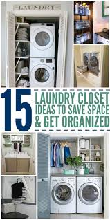 Cute Laundry Room Decor Ideas by 270 Best Laundry Tricks And Tips Images On Pinterest Cleaning