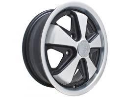 porsche 911 fuchs replica wheels porsche 911 fuchs replica wheel 4 5 wide matte black w matte