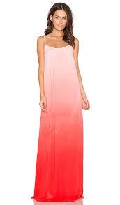 ombre maxi dress splendid ombre maxi dress in poppy revolve