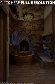 cabin bathrooms ideas log cabin bathrooms catarsisdequiron