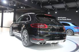 Porsche Macan Specs - porsche macan pricing and specifications from 84 900 photos 1