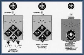 Arrow Of Light Patch Public Uniform U0026 Insignia Cub Scout Pack 190 Leesport