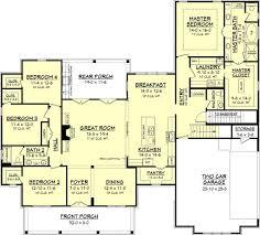 plans for a house innovative ideas hous plans farmhouse style house plan 4 beds 2 50