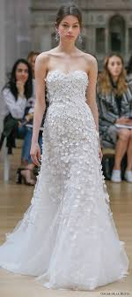 oscar de la renta brautkleid oscar de la renta 2018 wedding dresses new york bridal