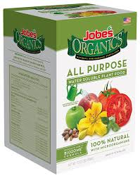 amazon com jobe u0027s organics all purpose fertilizer 5 2 3 water