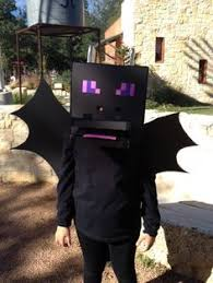 Minecraft Enderman Halloween Costume Light Minecraft Enderman Halloween Costume U0026 Enchanted