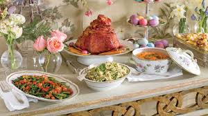 Example Of Main Dish Menu 13 Easter Sunday Lunch Menus Southern Living