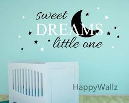 aliexpress com buy sweet dreams little one baby nursery quotes aliexpress com buy sweet dreams little one baby nursery quotes wall sticker diy decorative sweet dreams children quote vinyl wall decals q156 from