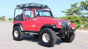 pink jeep lifted jeep wrangler classics for sale classics on autotrader