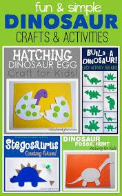 little family fun dinosaur crafts u0026 activities