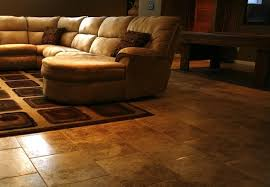 Bamboo Flooring In Basement by Adorable Best Flooring For Concrete Slab With Best Flooring For