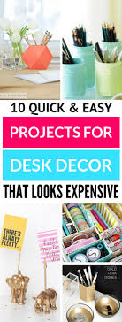 Desk Decor Diy 10 Irresistible Diy Crafts For Your Desk Decor You Ll Really Want