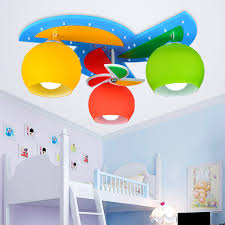 Childrens Ceiling Light 2018 Led Cloud Room Lighting Children Ceiling L Baby With