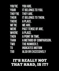 Grammar Memes - grammar it s really not that hard is it weknowmemes