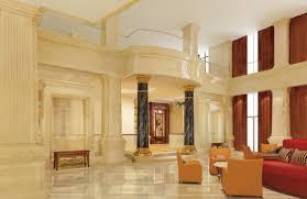 villa pillars between the living room and dining room living prev