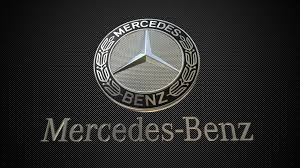 3d model mercedes benz logo 3 cgtrader