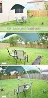 diy backyard sunshade finally found the instructions to