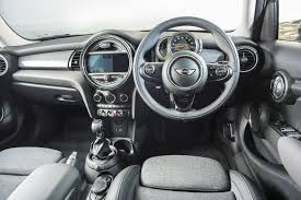 mini cooper interior mini cooper interior and tech evo