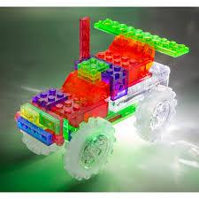 laser pegs 6 in 1 monster truck walmart com