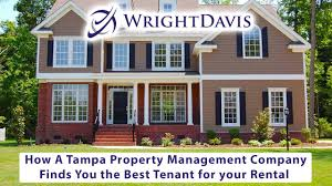 how a tampa property management company finds you the best tenant