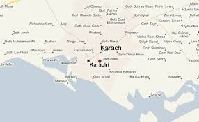 map of karachi karachi weather forecast