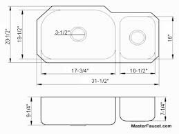 Sinksrus by Double Kitchen Sink Dimensions Home Design