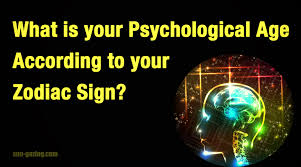 Zodiac Sign What Is Your Psychological Age According To Your Zodiac Sign