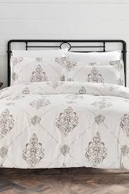 Isaac Mizrahi Sheets Nmk Uptown Luxe Madison Comforter Set Linen Hautelook
