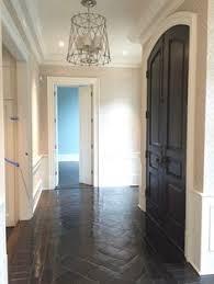 painted tile floor b i n primer and behr concrete garage