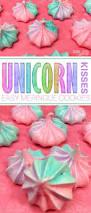 unicorn kiss cookies sugar spice and glitter